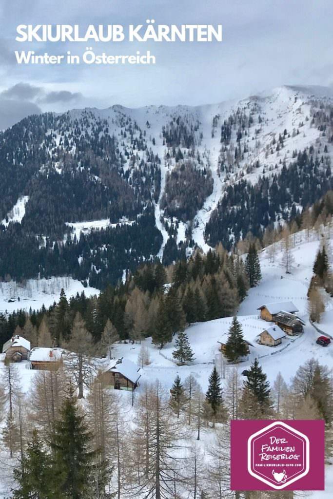 Skiurlaub Kärnten - merk dir diesen Pin auf Pinterest