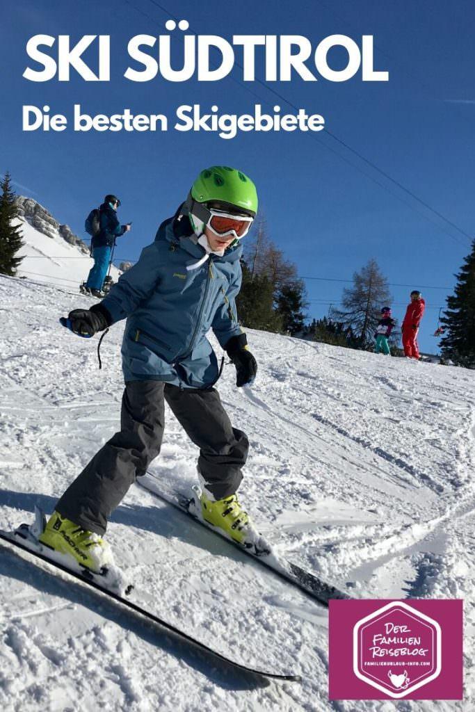 Skiurlaub Südtirol mit Kindern - merk dir diesen Pin auf Pinterest für deinen nächsten Familienurlaub