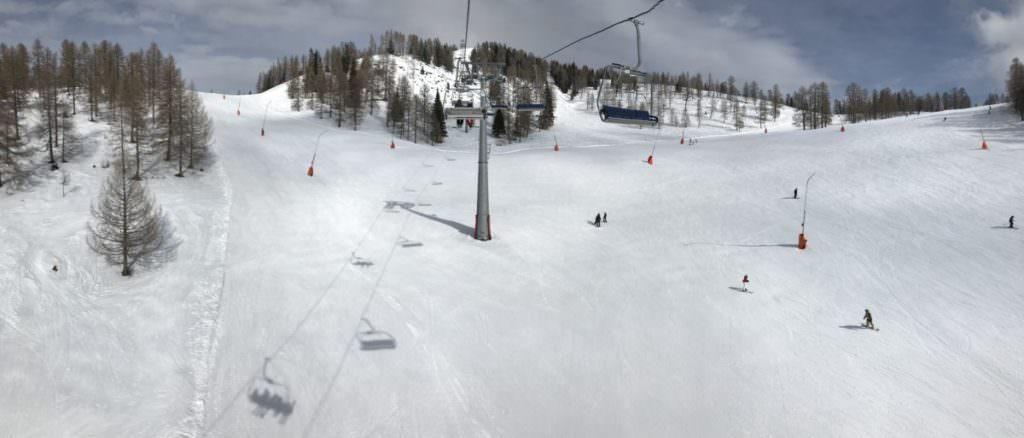 Skiurlaub mit Kindern Kärnten - das große Skigebiet Bad Kleinkirchheim