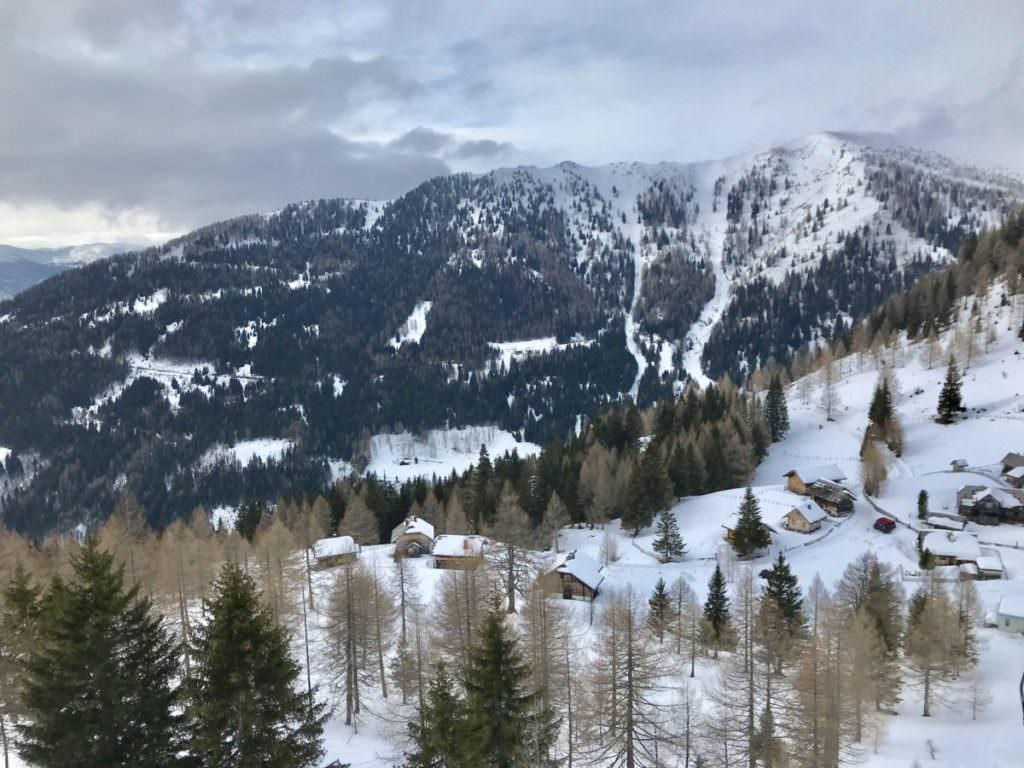 Skiurlaub mit Kindern in Kärnten - es war traumhaft schön in den Nockbergen!