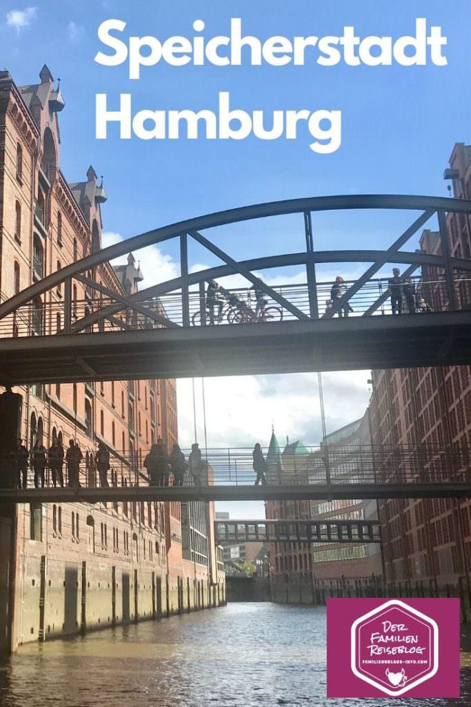 Speicherstadt Hamburg Führung merken