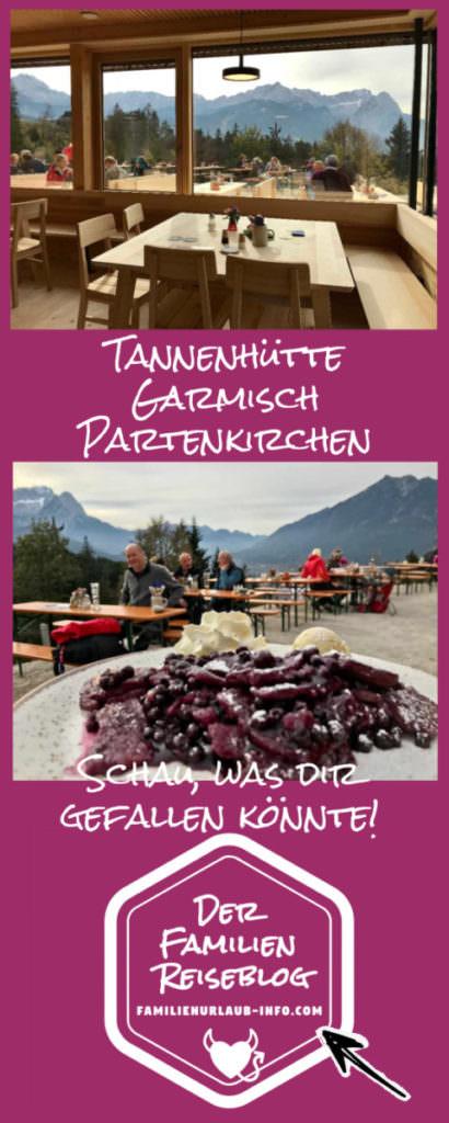 Tannenhütte Garmisch Partenkirchen - tolles Ziel mit Kindern!