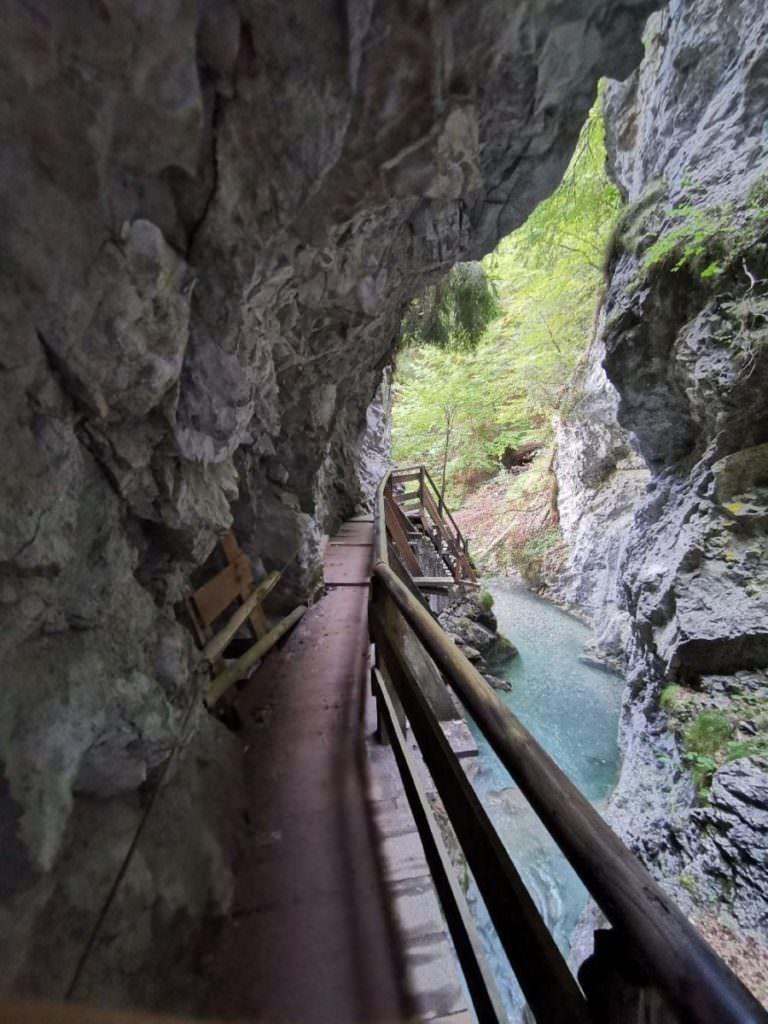 Komm mit in die schönsten Klammen in Tirol: Das ist die Wolfsklamm