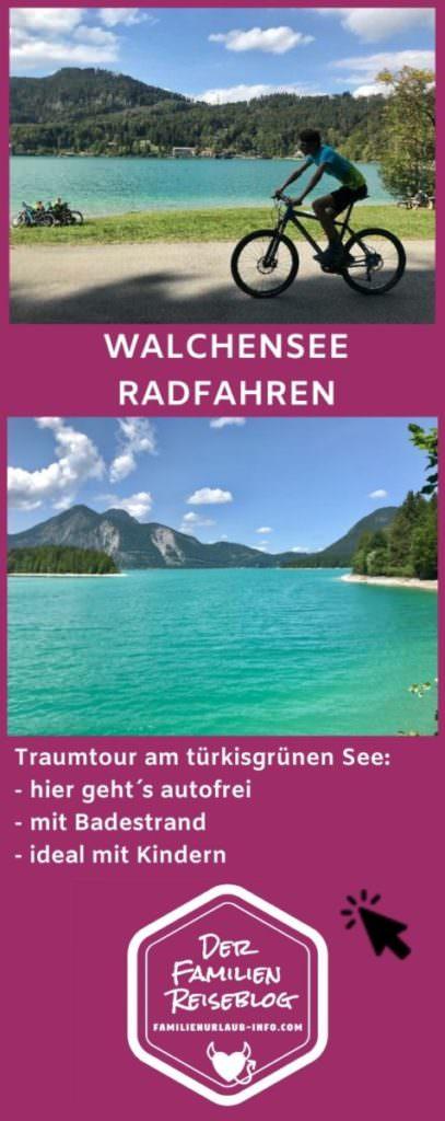 Walchensee Radweg - taumhafte Tour am türkisgrünen Bergsee! Unbedingt merken mit diesem Pin auf Pinterest