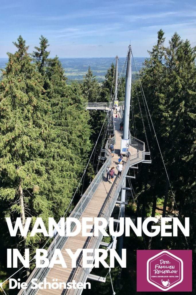 Wandern mit Kind Bayern - unsere Tipps für deine nächste Wanderung