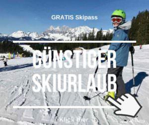 Skiurlaub mit Kindern günstig