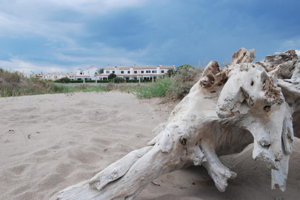 l'Estartit Spanien - entspannend war unsere Wanderung am Strand
