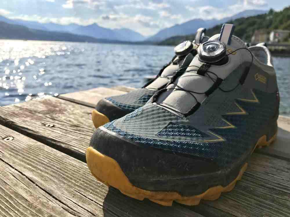Reisen mit Kindern Blog in Kärnten: Nach dem wandern an den See