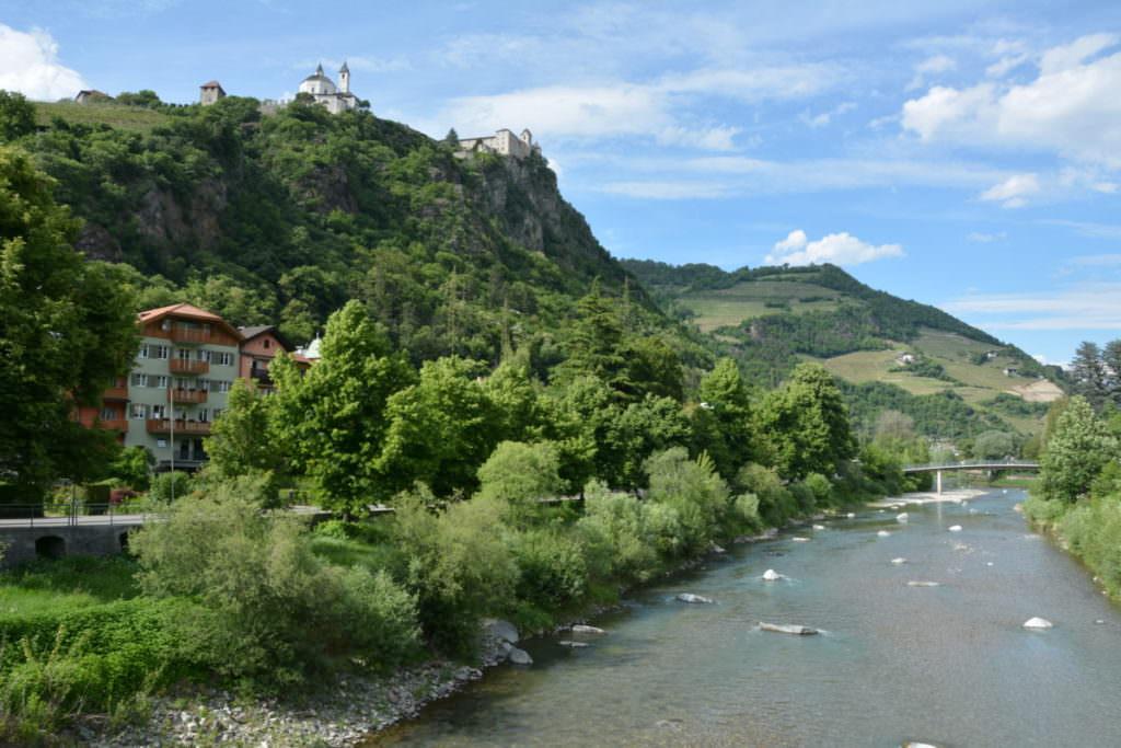 Kloster Säben Klausen - eindrucksvoll in Südtirol