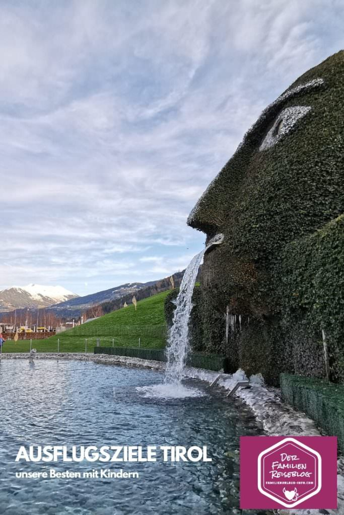 Ausflugsziele Tirol mit Kindern