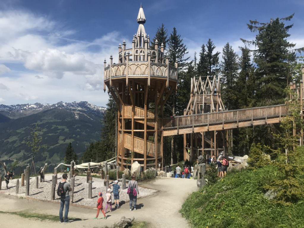 Unsere besten Ausflugsziele mit Kindern in Österreich