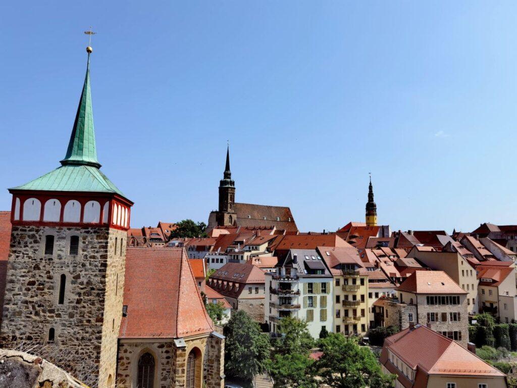 Ausflugsziele Sächsische Schweiz mit Kindern - sehenswertes Bautzen mit Kindern
