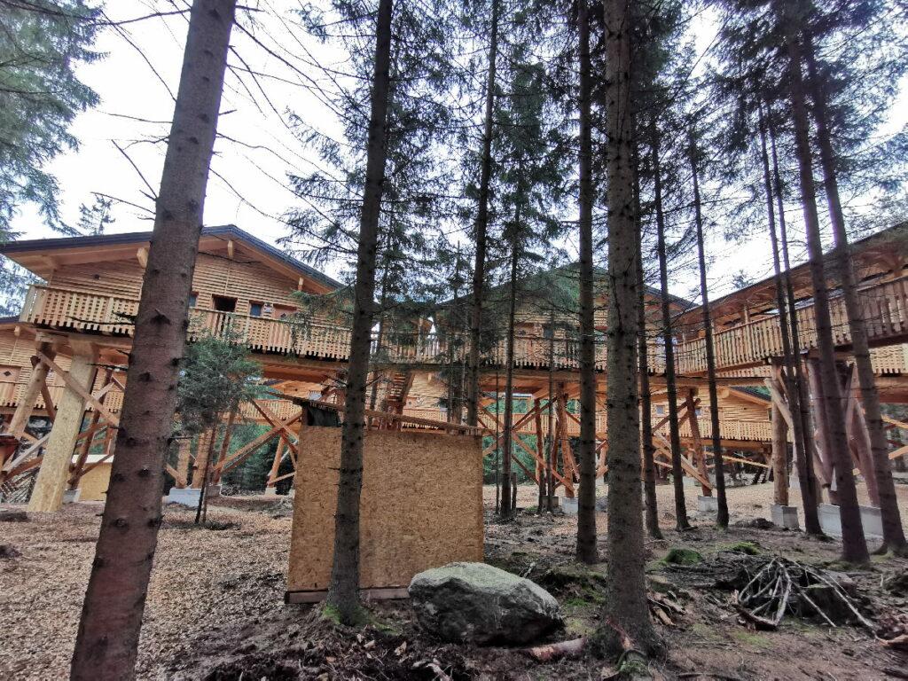 Das besondere Familienhotel Österreich - übernachten im Baumhaushotel