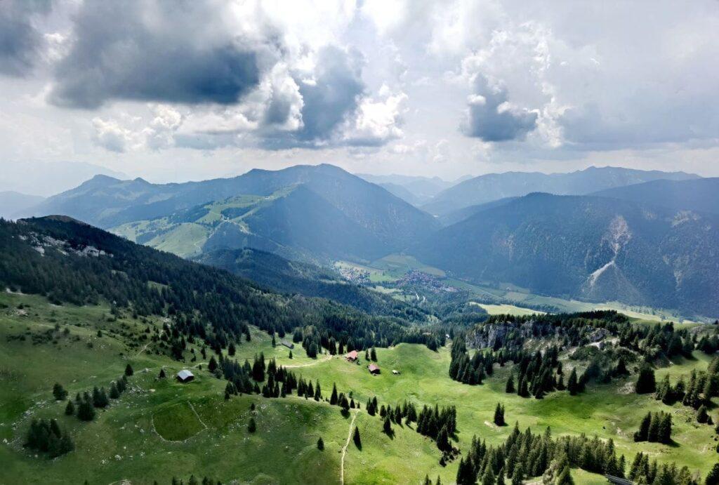 Bayrischzell mit Kindern - diese Berge findest in deinem Familienurlaub in Oberbayern