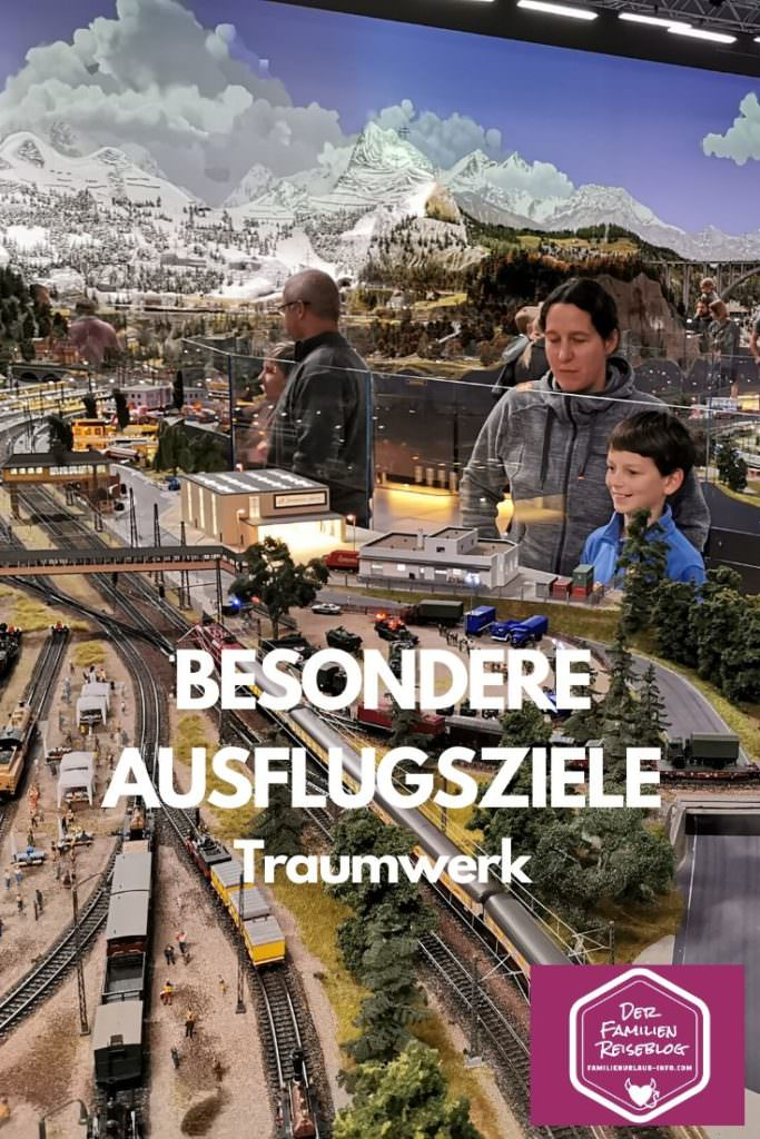 Besondere Ausflugsziele Deutschland - das Traumwerk zwischen Chiemsee und Salzburg