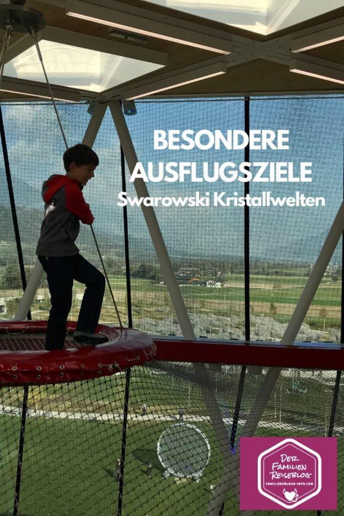 Besondere Ausflugsziele: Swarovski Kristallwelten
