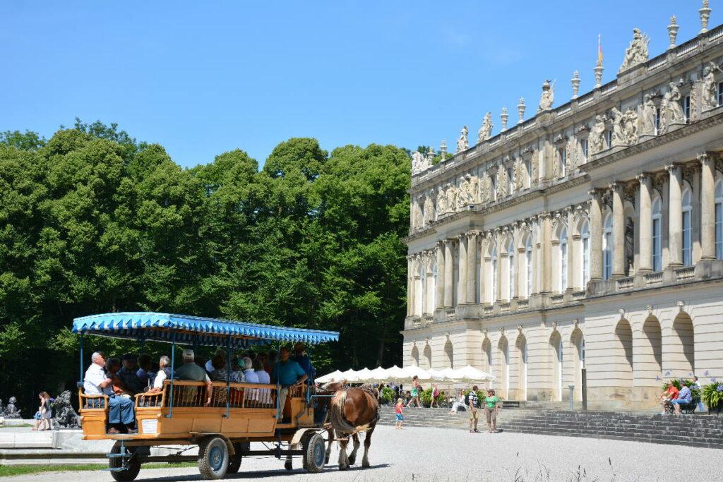 Unser Ausflug am Chiemsee mit Kindern zum Schloss Herrenchiemsee