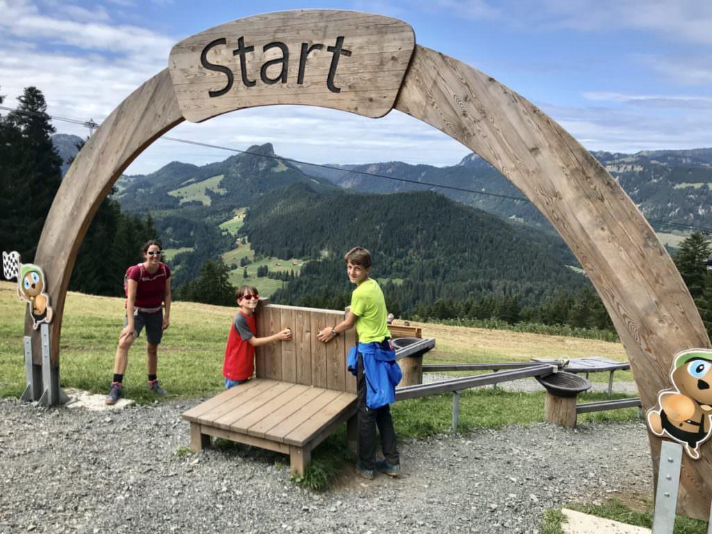 Deutschland Ausflugsziele mit Kindern: Toll war´s am Söllereck