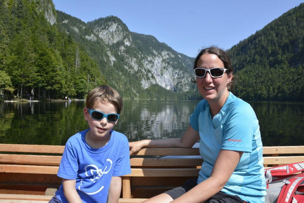 Schön war unsere Drei Seen Tour mit Kindern