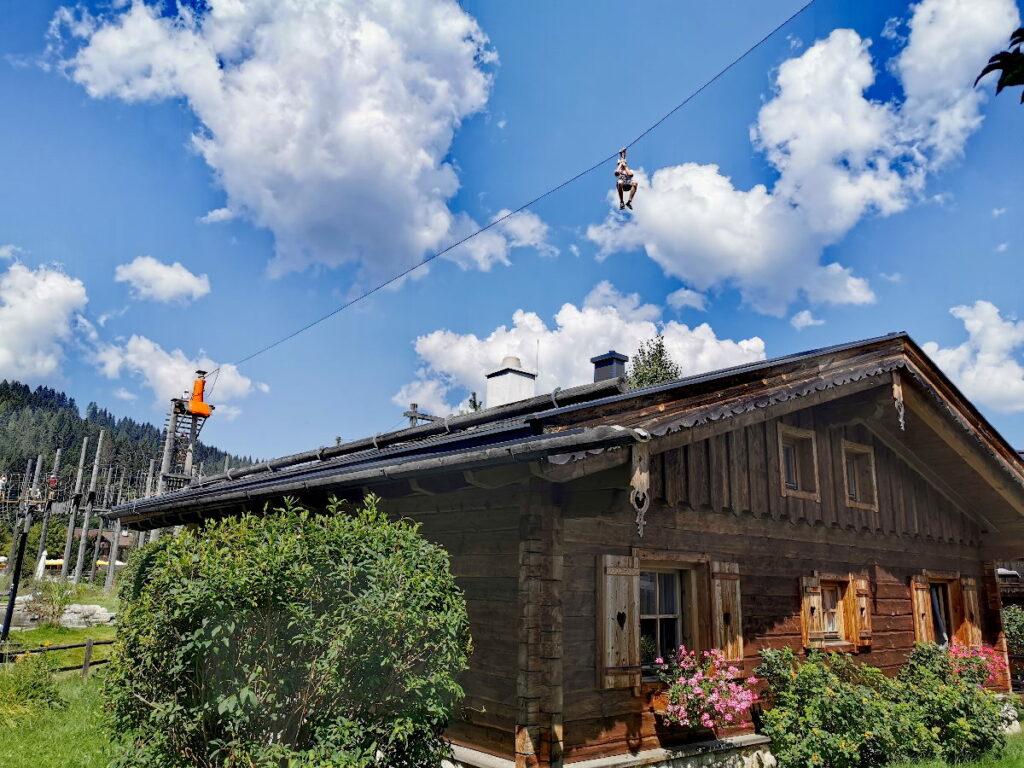 Familienhotels und urige Hütte: Die Almlust in Österreich