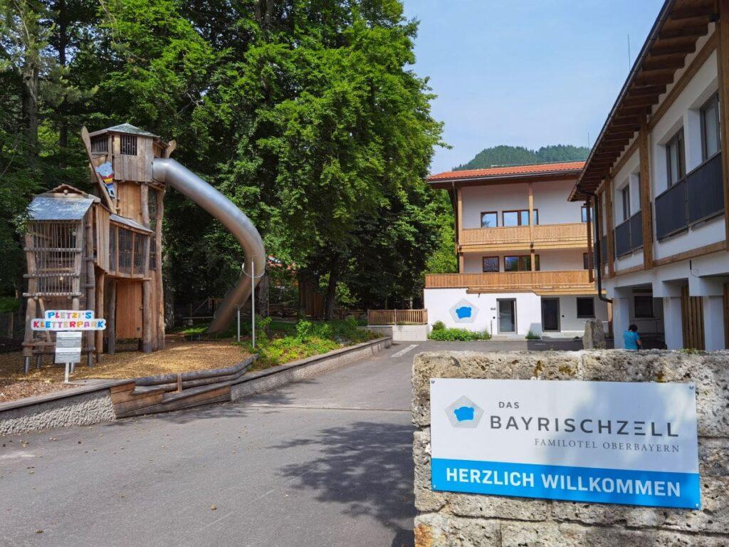 Wir waren im Familienhotel Bayrischzell - und zeigen dir hier unsere Erlebnisse
