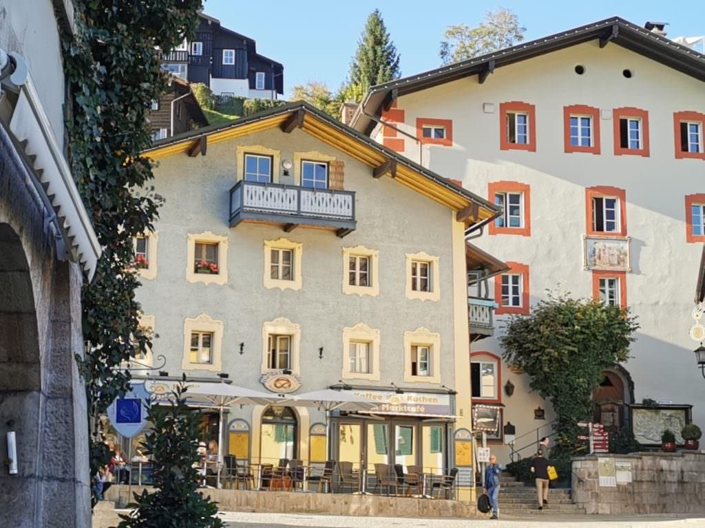 Familienhotel Berchtesgaden - mitten in der Altstadt liegt das Edelweiss