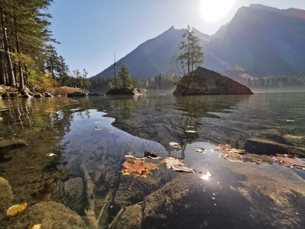 Vom Familienhotel Berchtesgaden an den märchenhaften Hintersee
