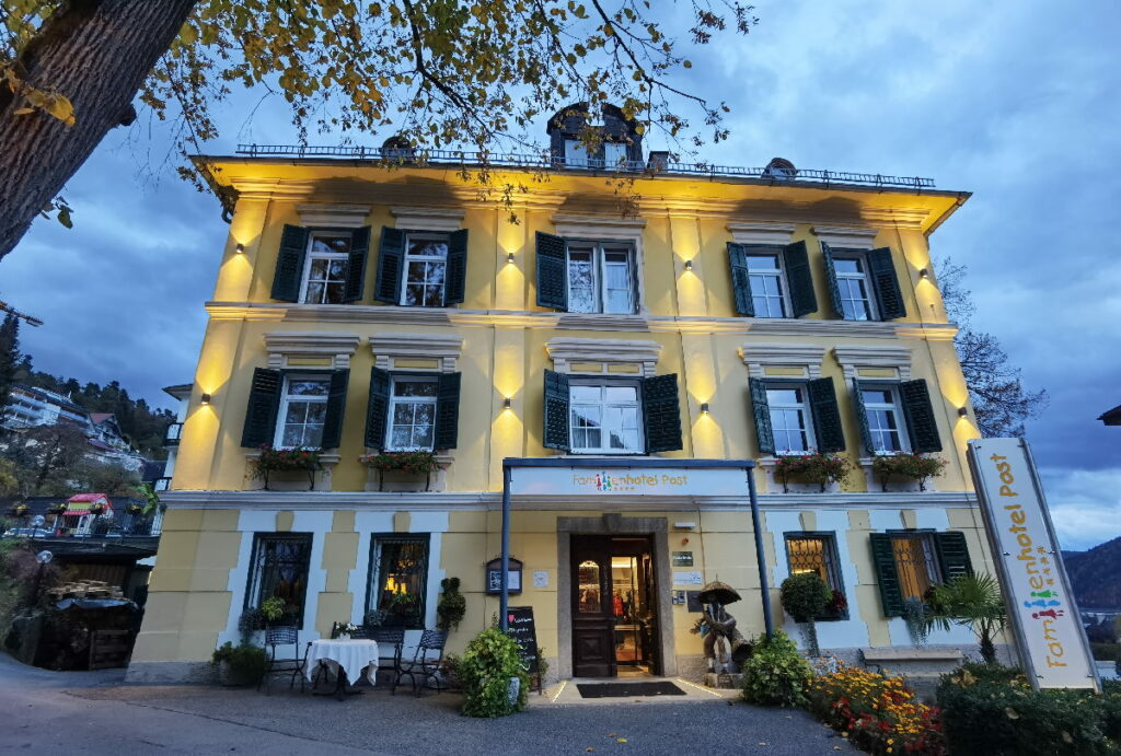 Unser Hoteltipp für deinen Wanderurlaub am Millstätter See!