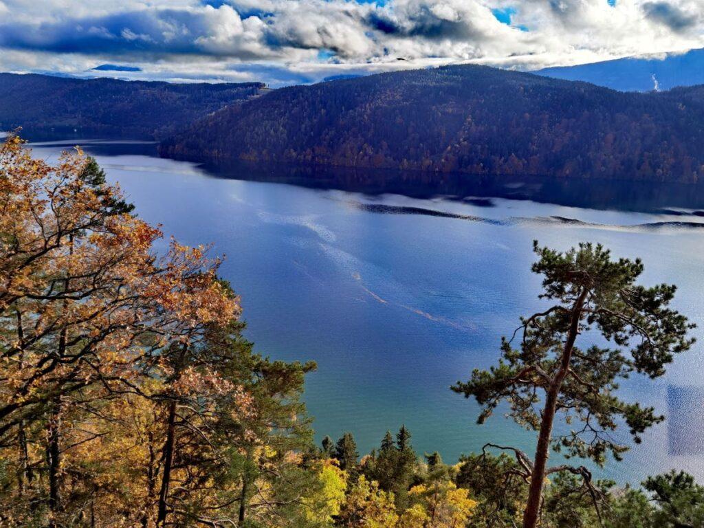 Vom Familienhotel Post am Millstätter See haben wir die schöne Natur erkundet