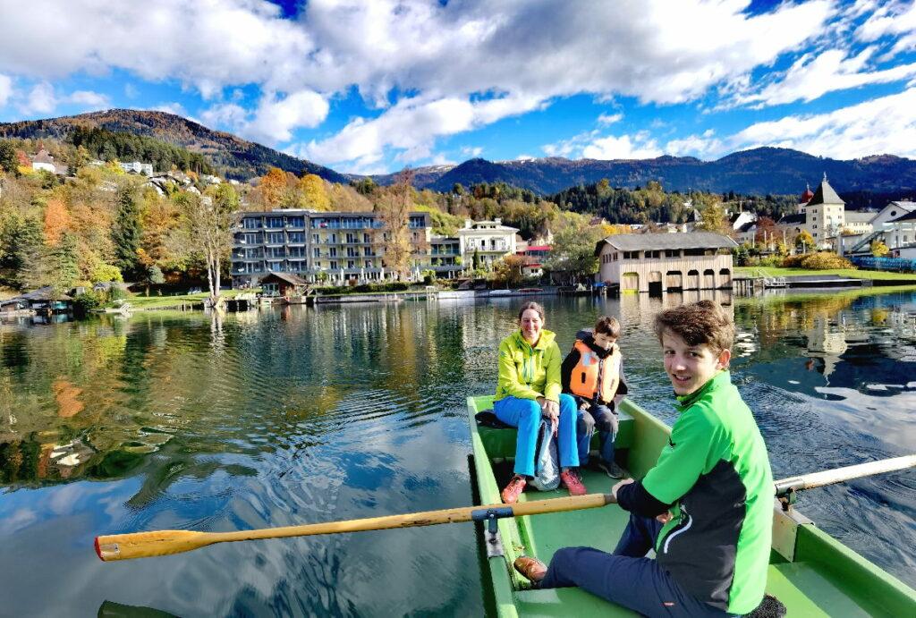 Sommerurlaub mit Kindern im perfekten Familienhotel Post am Millstätter See