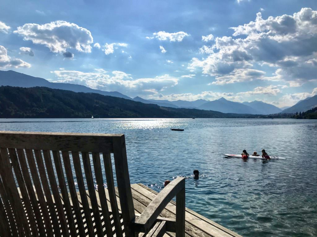 Familienhotel am See stellen wir uns so vor!