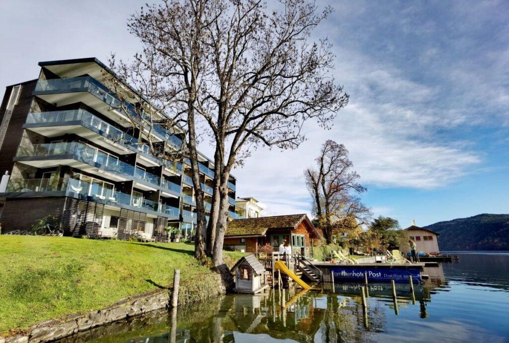 Familienhotels am See - wir zeigen dir unsere besten Familienhotels am Wasser