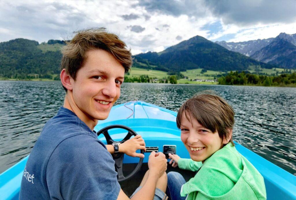 Familienhotel am See in Österreich: DAS WALCHSEE in Tirol