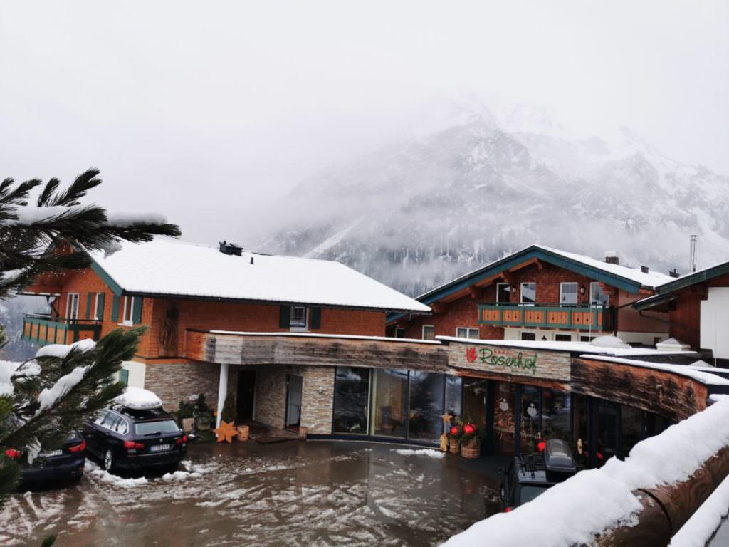 Familienhotel an der Piste - sehr familiär, Rosenhof Kleinwalsertal