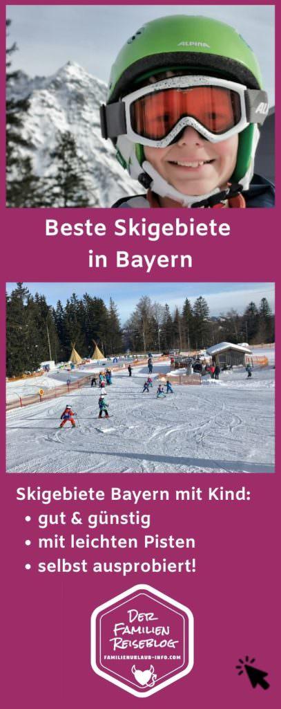Familienskigebiet Bayern merken
