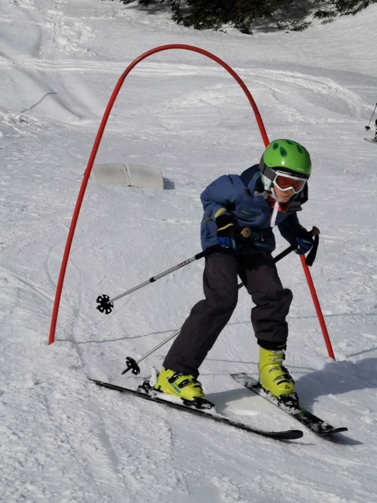 Familienskigebiet Bayern - nahe München skifahren mit Kindern - hier geht´s