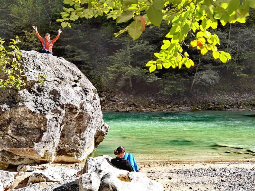 Familienurlaub Alpbachtal mit Kindern - hier lässt es in der Natur perfekt entspannen