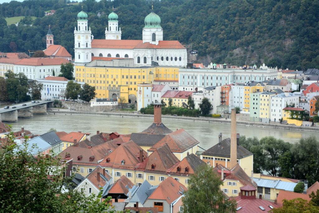 Familienurlaub Deutschland - unsere Tipps für Passau mit Kindern