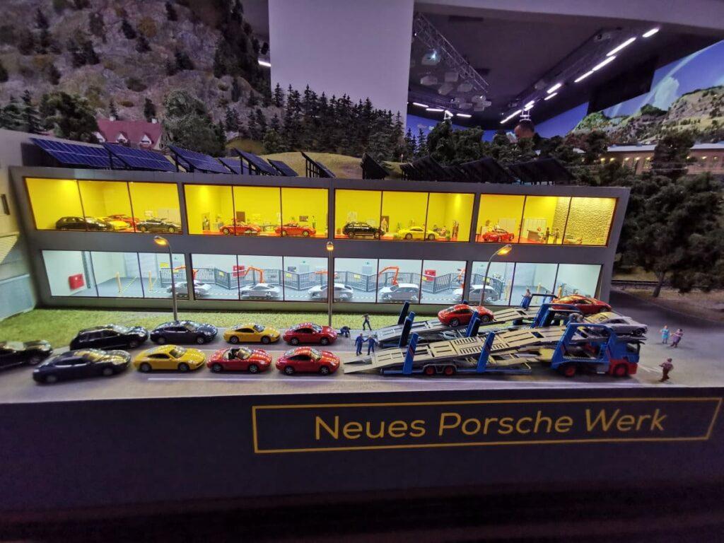 Familienurlaub Sommer im Traumwerk - Spielzeugmuseum mit riesiger Modellwelt