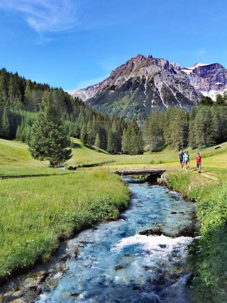 Geheimtipp für deinen Familienurlaub Tirol - Almi´s Berghotel am Obernberger See