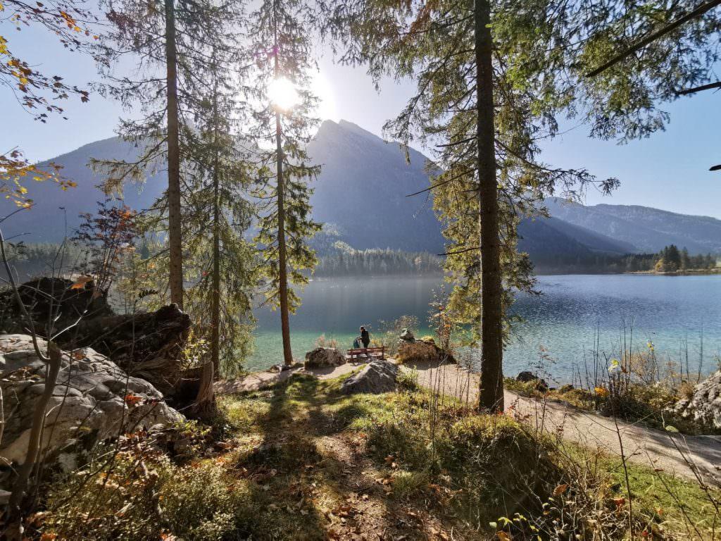 Familienurlaub am See - in Berchtesgaden im Edelweiß