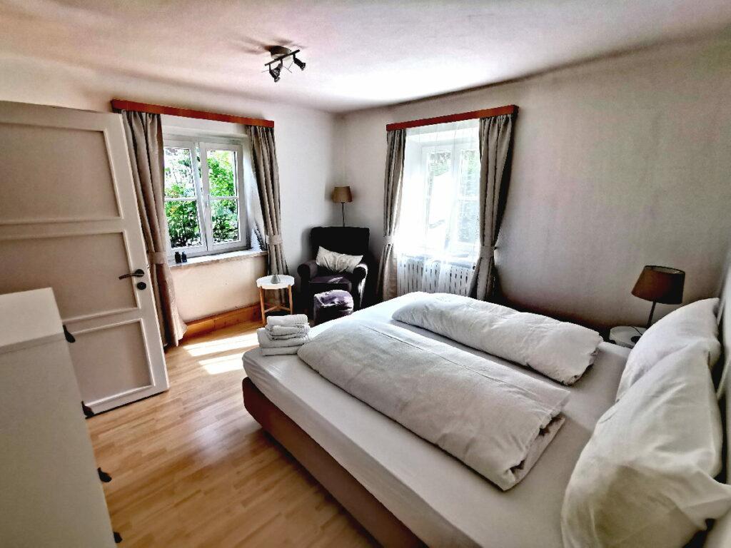 Ferienwohnung Hallstatt mit zwei tollen Schlafzimmern