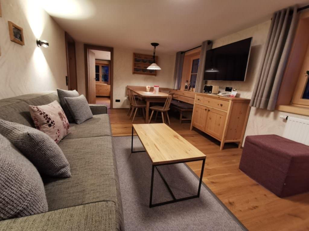 Ferienwohnung Kleinwalsertal - modern und zugleich gemütlich im Rosenhof