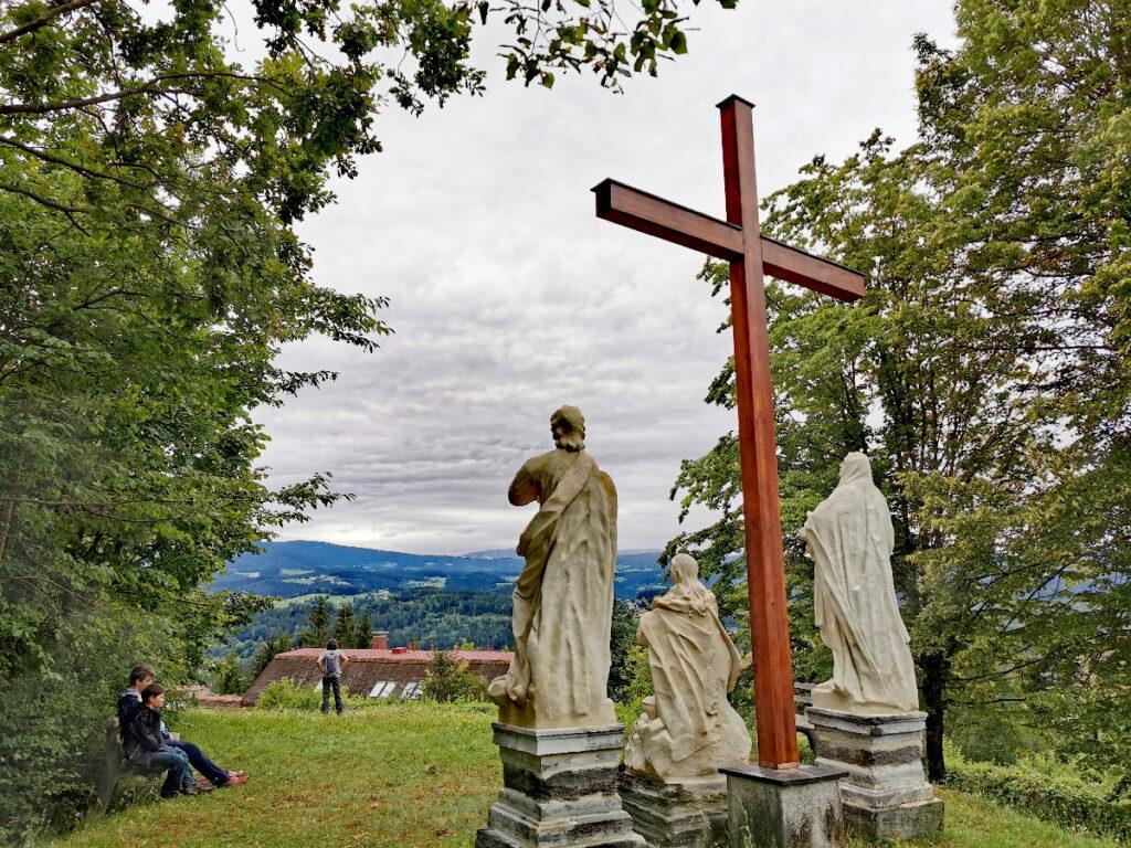 Der Heilige Berg in Bärndorf