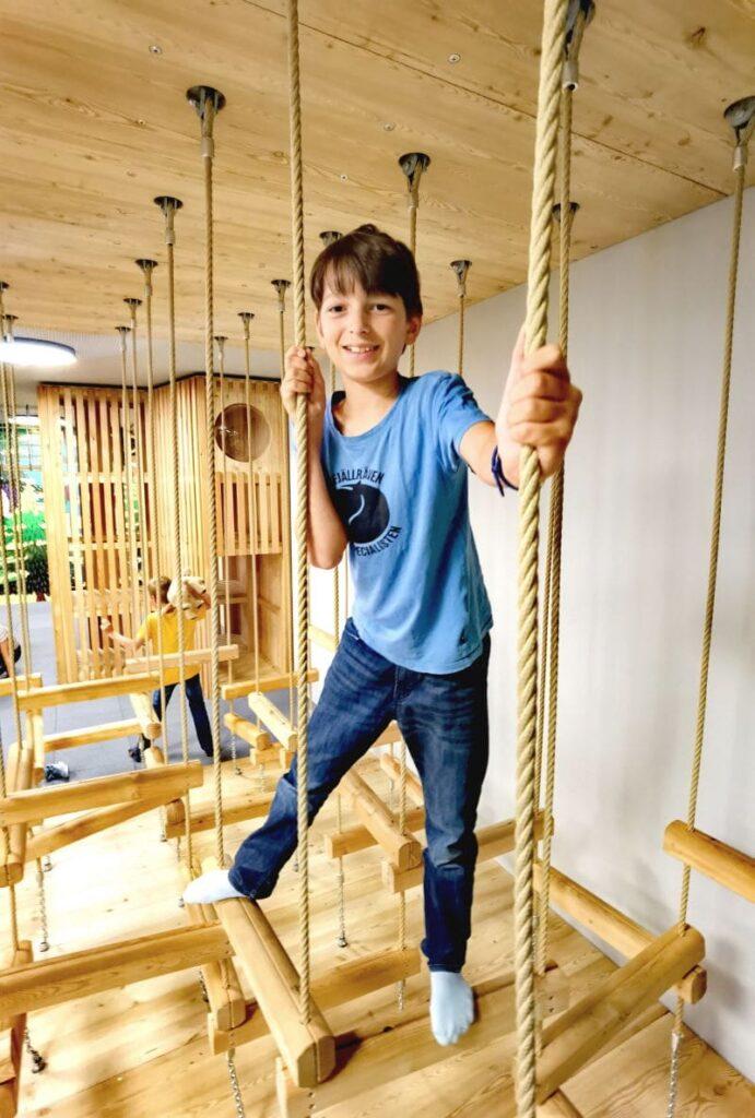 JUFA Familienhotel - günstige Familienhotels, die oft auch einen schönen Indoor Spielplatz bieten