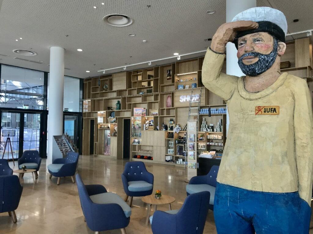 Ahoi ihr Landratten! - herzlich willkommen im Jufa Hotel Hamburg