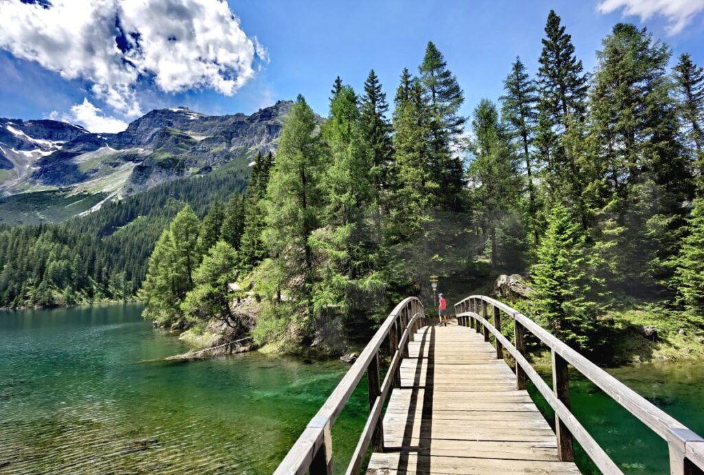 Top Ausflug vom Jufa Hotel Wipptal zum smaragdgrünen See in Österreich