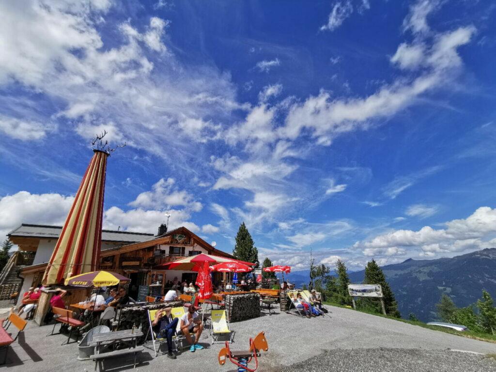 Die Kaltenbacher Skihütte
