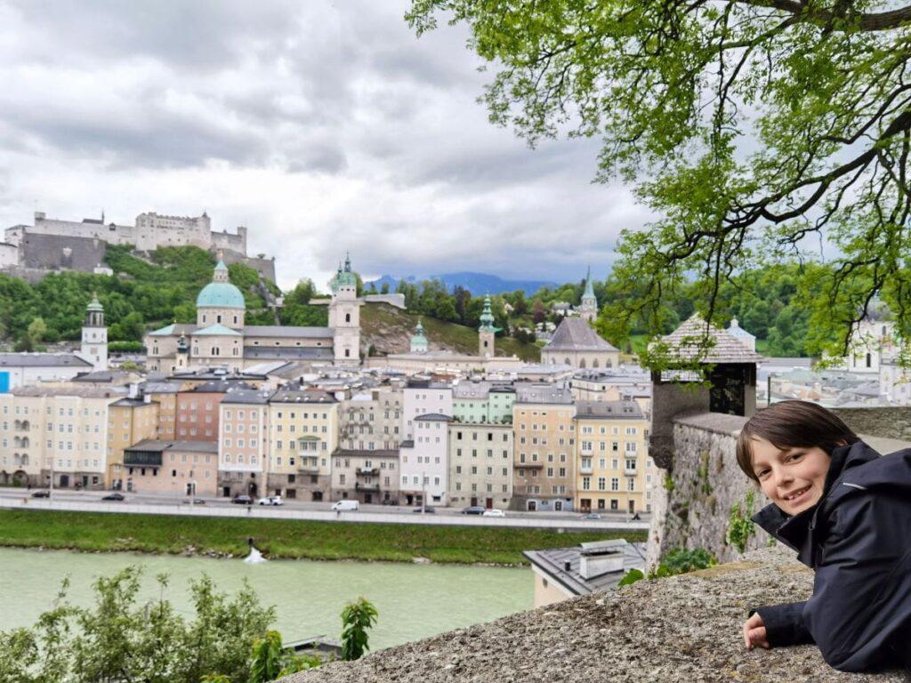 Der Reichtum von Salzburg fußt auf dem Salzbergwerk