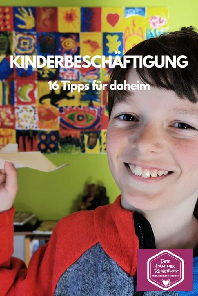 Kinderbeschäftigung - merk dir diese Tipps und teile sie!